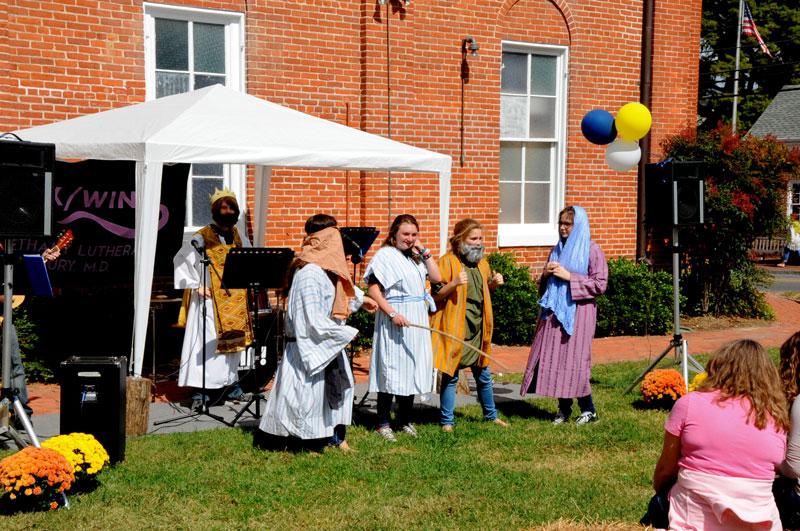 Crossfire at Faith Fest in St. Michaels September 28, 2013